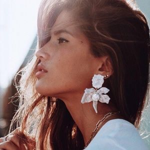 Anthropologie Jewelry - NWT Anthropologie Lele Sadoughi lily earrings